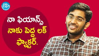 UPSC 95th Rank Holder Rushikesh Reddy about his fiance backslashu0026 engagement | Dil Se With Anjali - IDREAMMOVIES