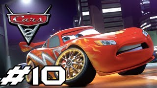 Cars 2 The Video-Game - Part 10 - DLC YAY (HD Gameplay Walkthrough)