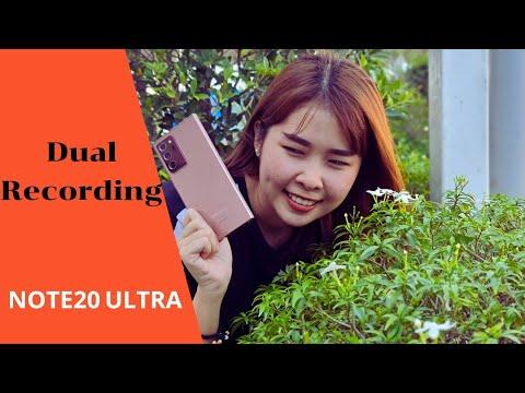 Galaxy-Note20-Ultra-ถ่ายวีดีโอ
