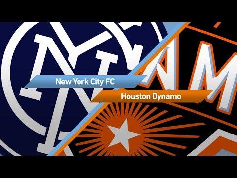 Highlights: New York City FC vs. Houston Dynamo | September 23, 2017