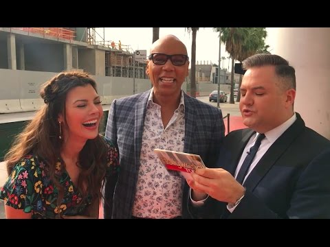 HTL's Rapid Fire With RuPaul: Will He Collaborate With Lady Gaga???
