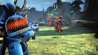 Warhammer 40K: Space Wolf - First Gameplay