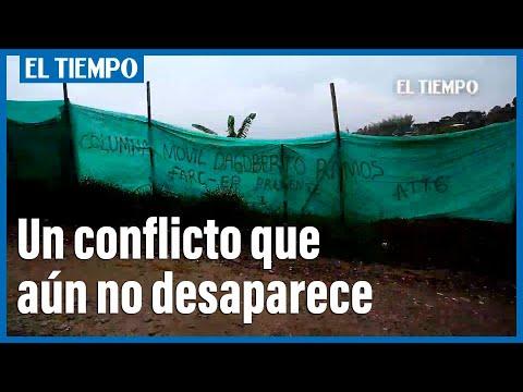Caloto: el pueblo que se reconcilió y siembra paz en medio de un conflicto que aún no desaparece