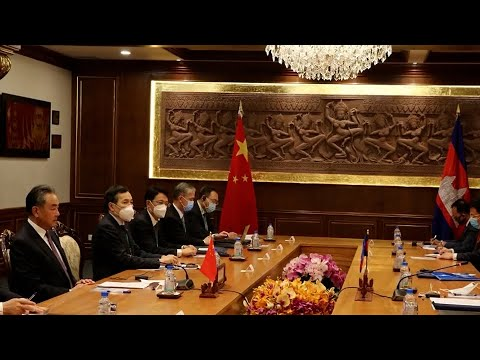 Prof. Aurel Braun on China-Cambodia relations
