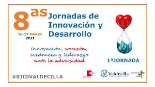 VIII Jornadas de Innovación y Desarrollo (1ªJornada)