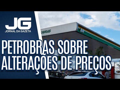 Presidente da Petrobras diz que nem todas alterações de preços tem relação com a estatal
