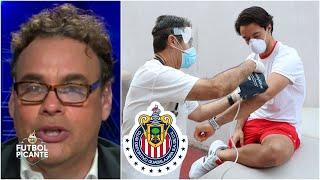 OFICIAL Primer caso POSITIVO por Coronavirus en las Chivas del Guadalajara | Futbol Picante