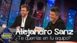 Alejandro Sanz confiesa si se hubiera dado la vuelta en 'La Voz' al escucharse hace 20 años