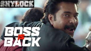 Shylock | Telugu trailer | Mammootty| Rajkiran| Meena| Ajai Vasudev | IG Telugu - IGTELUGU