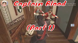 Sea Dogs. COAS. Captain Blood. Part 1. Start new game.