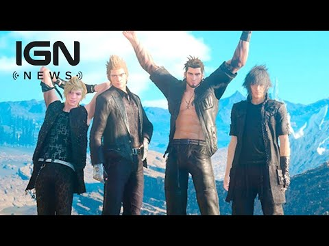 connectYoutube - Final Fantasy XV PC Release Date Announced, Royal Edition Revealed for Xbox One and PS4 - IGN News