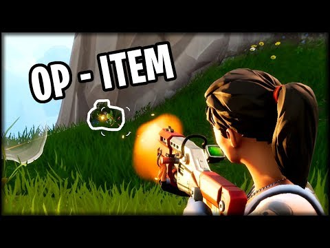 connectYoutube - Dieses Item ist so OP! | Fortnite Battle Royal