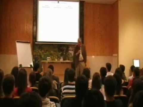 Juan Mari Otaegiren hitzaldia 2010/04/30: 1go zatia