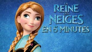 la reine des neiges en 5 minutes - La Reine Des Neige En Streaming