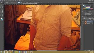 Photoshop CS6 Tutorial - 85 - Clone Stamp Tool
