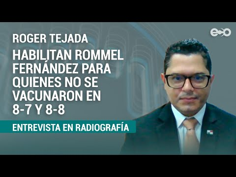 Vacunación en Panamá contra Covid-19 rompe récord | RadioGrafía