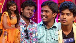 Jabardasth Karthik,Vinodini,Durga Rao & Bobby Hilarious Performance - Coffee With Karthik Skit - MALLEMALATV