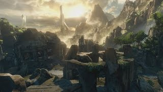 'Sanctuary' ('Shrine') 1080p Gameplay - Halo: The Master Chief Collection - IGN First