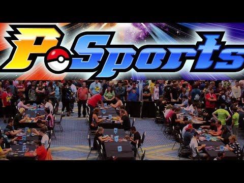 P★SPORTS! Pokemon eSports ON TV!