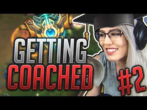 GETTING COACHED #2 | Nicki Taylor