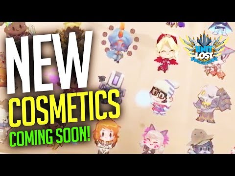 connectYoutube - Overwatch - NEW Cosmetic Items Revealed! / Movement Update Explained!