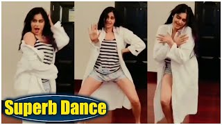 Adah Sharma Super Dance At Home | Adah Sharma Latest dance videos - | Latest Tollywood News | TFPC - TFPC