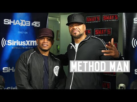 Method Man Discusses Season 2 of TBS' 'Drop The Mic'