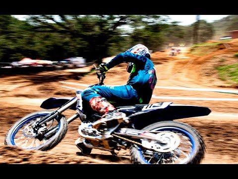 Pista Las Vueltas cumplió con las expectativas en la sexta fecha del Motocross