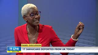 Double Punishment - From UK To Jamaica | Panel Discussion  | CVMTV