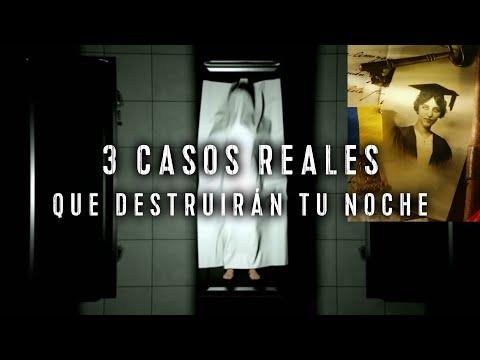 3 CASOS REALES QUE DESTRUIRÁN TU NOCHE