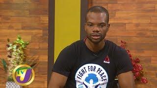 TVJ Smile Jamaica: Janathan 'Mufasa' Hanson   JA Boxer Heads to 2020 Olympics - February 3 2020