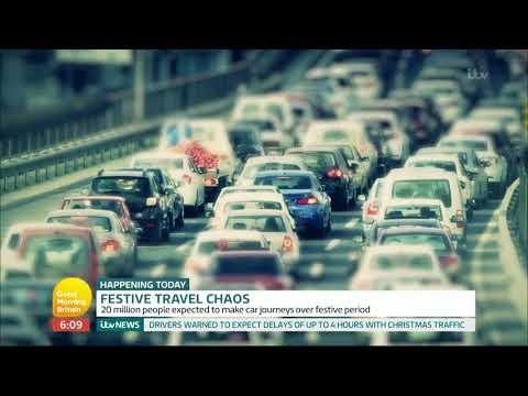connectYoutube - Festive Travel Chaos! | Good Morning Britain