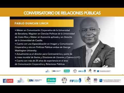 Conversatorio Relaciones Públicas - Semana de la Comunicación 2021