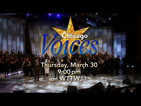 Chicago Voices Concert on WTTW Ch. 11