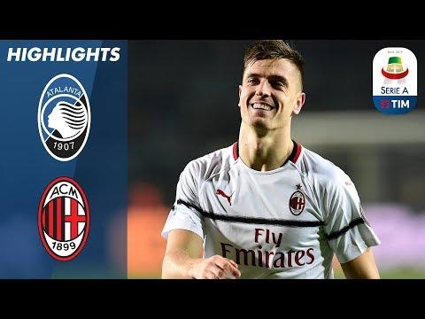 أهداف مباراة أطالانطا وميلان 1-3 (البطولة الايطالية)