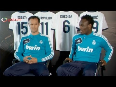 Michael Essien discusses Jose Mourinho and Real Madrid's revival