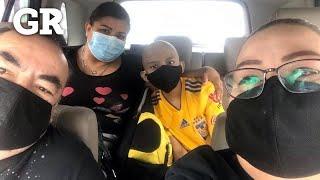 Transportan 'ángeles' a niños con cáncer | Monterrey