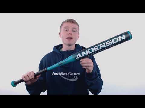 2018 Anderson Supernova -10 Fastpitch Softball Bat: FP18NOVA10