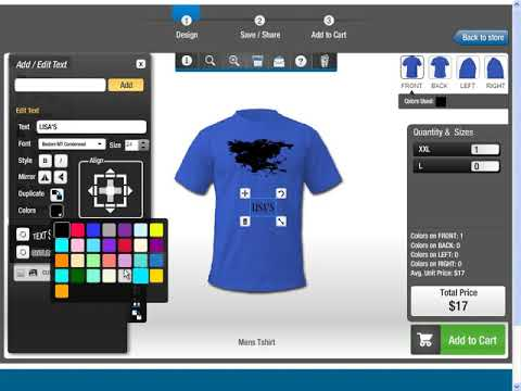 Download Software to Create T-Shirt Design Online mp3.