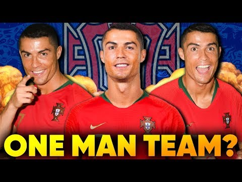 Are Portugal The Biggest One Man Team Ever?!  | #ContinentalClub