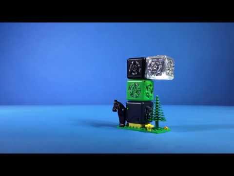 Cubelets Robot: Lightstand