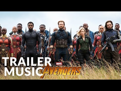 connectYoutube - Marvel Studios' Avengers: Infinity War - Official Trailer #2 Music   Audiomachine - Redshift