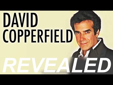The Trick That Made David Copperfield a Millionaire Revealed