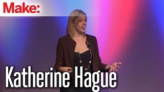 Katherine Hague: MakerCon New York 2014