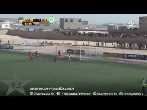 كأس الكونفدرالية| إف سي نواذيبو 1-3 الرجاء البيضاوي هدف محسن ياجور