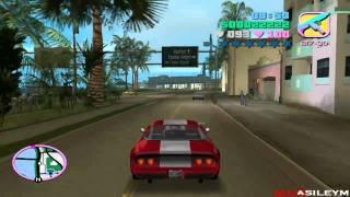 Прохождение GTA Vice City: Миссия 31 - Морская Схватка