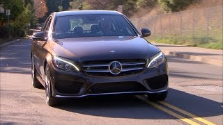 2015 Mercedes Benz C400 4MATIC