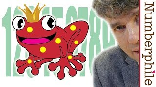 Frog Jumping - Numberphile