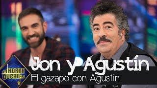Pablo Motos mete un gazapo con el nombre de Agustín Jiménez - El Hormiguero 3.0