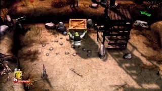 Shrek Forever After Walkthrough HD pt3
